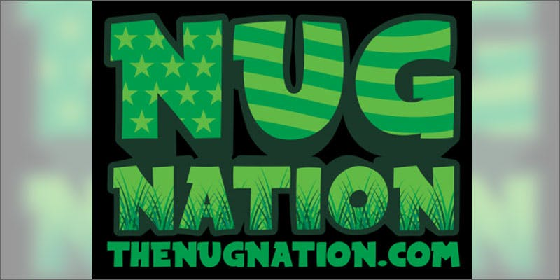 nug nation logo You Need To Read Gooeys New Book About Medical Cannabis