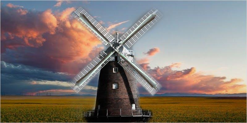 Windmill Joint