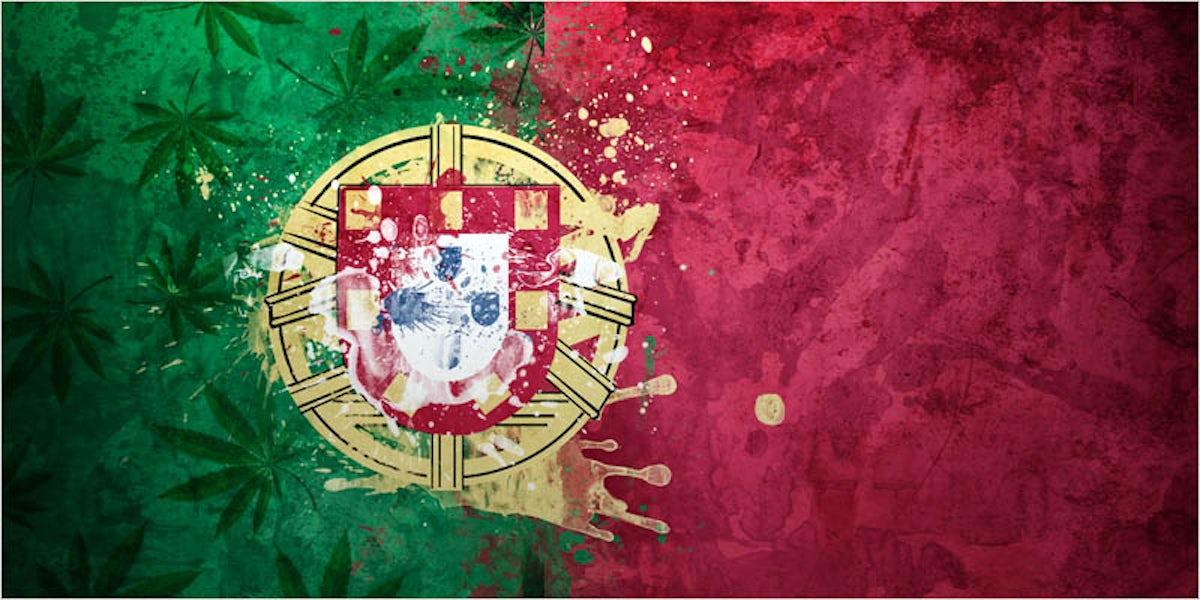 The Green Scene: What $20 Weed Looks Like In Portugal | Herb