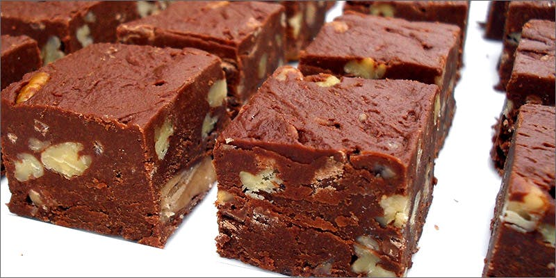 no-bake fudge