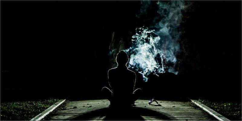 1 add adhd dark smoking A Touch Of Glass #25: Ladys Choice