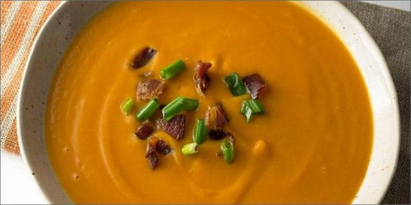 5 cannabisinfused paleo recipes sweet potato soup A Touch Of Glass #25: Ladys Choice