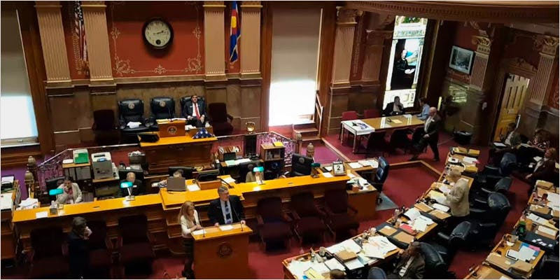 Colo. Governor Signs Bill 1 A Touch Of Glass #25: Ladys Choice