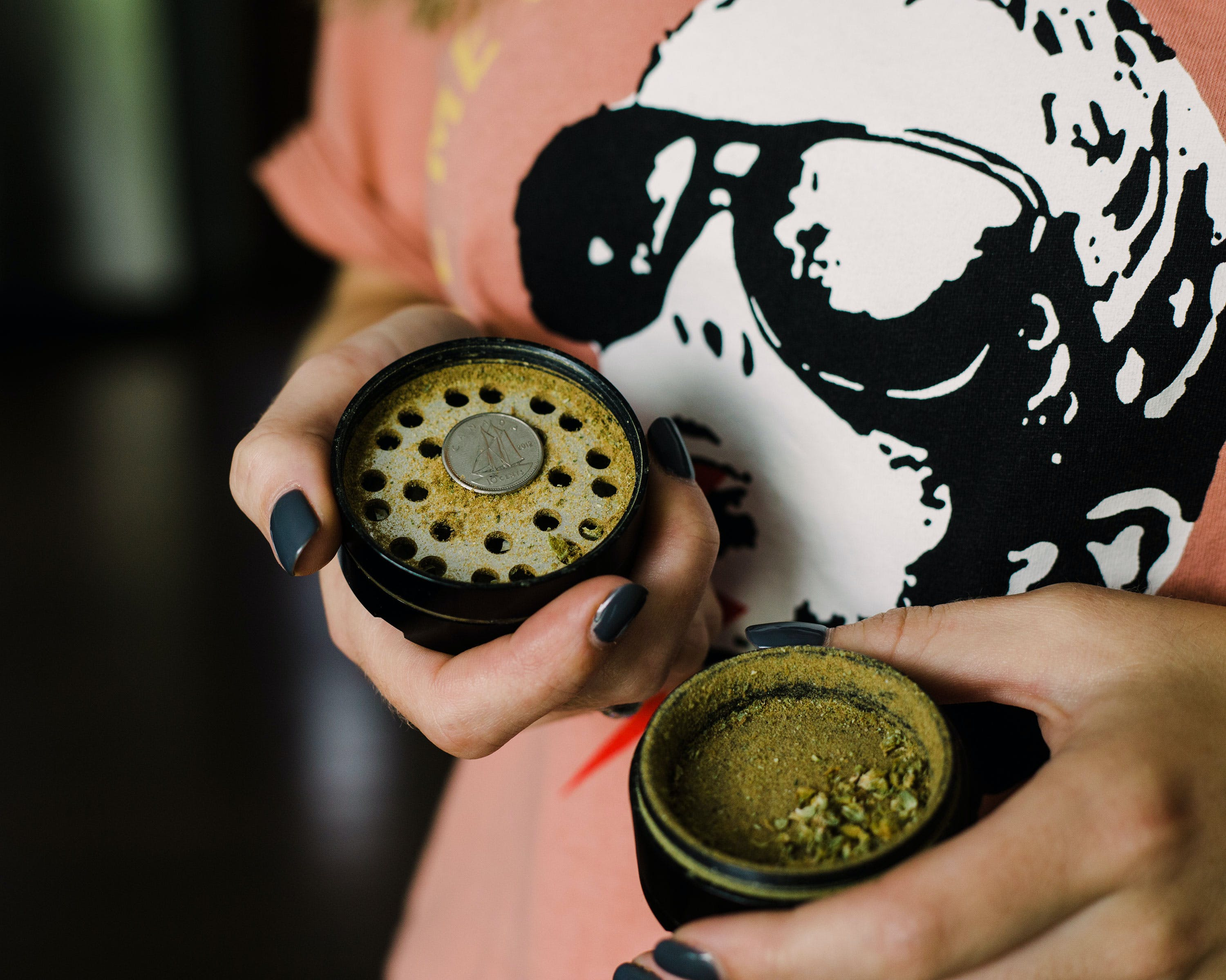 Heres The Foolproof Method To Getting Maximum Kief From Your Grinder Heres The Foolproof Method To Getting Maximum Kief From Your Grinder