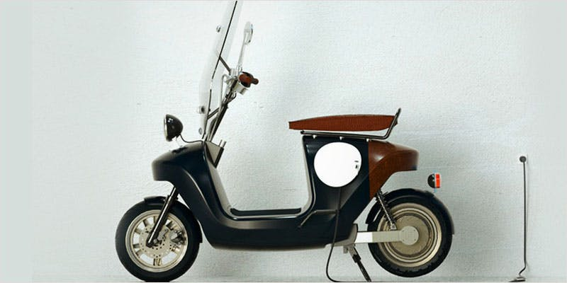 hemp scooter