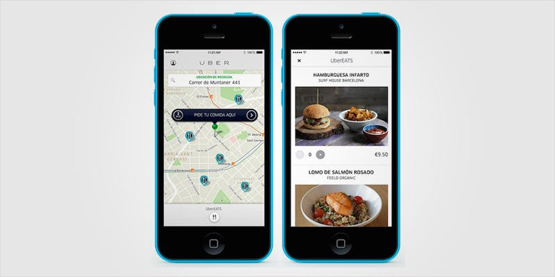Uber Now Delivers Food 3 Getting Weed In Jamaica Is Now Easy As Renting A Car