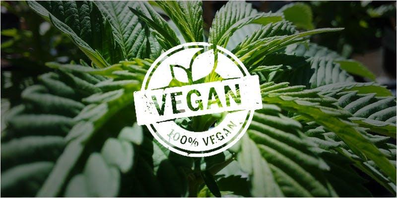 veganic weed