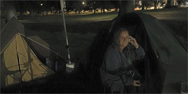 hunger strike medicinal cannabis plants siezed tent Grandmother Faces 15 Years Prison For Helping The Sick