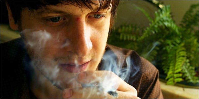 is cannabis withdrawal real thing guy smoking Is Cannabis Withdrawal A Real Thing?