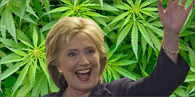 presidential stance cannabis clinton New Cannabis Toothpaste Has People Losing Their Minds