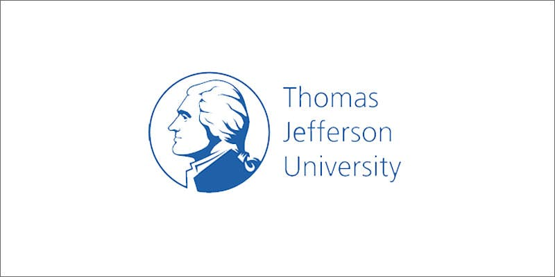 thomas jefferson university research cannabis logo New Cannabis Toothpaste Has People Losing Their Minds