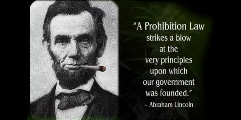 ways cannabis can make you smarter lincoln quote A Touch Of Glass #25: Ladys Choice