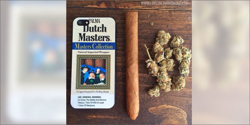 1 cigars to use for blunts dutch masters All In The Mind #5: Cannabis And Bipolar Disorder