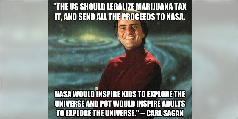10 top 10 cannabis google searches carl sagan Heres The Answers To The 10 Most Googled Weed Questions