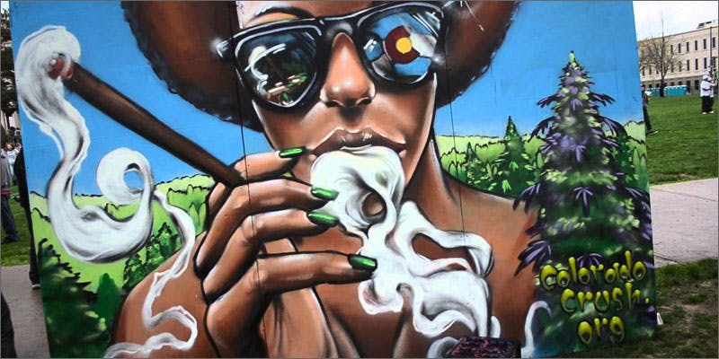 2 awesome marijuana art on instagram smoking painting Cannabis And Sex: How Much Do You Really Know?