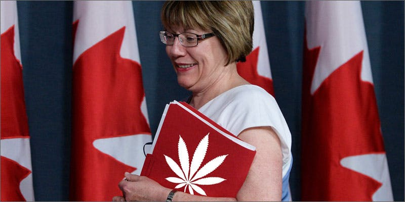 2 canada legalization full of prohibition cannabis leaf notebook politician Get Ready Florida! Legal Weed Will Be Yours Next Week