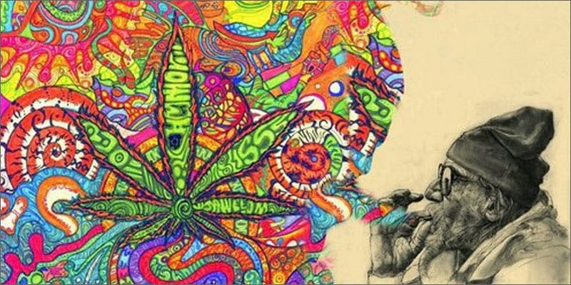 3 awesome marijuana art on instagram smoking drawing Cannabis And Sex: How Much Do You Really Know?