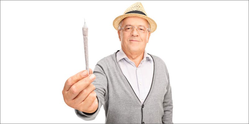 3 cannabis medicine for grandma and grandpa elderly joint Major New Study Says Cannabis Reduces Risk Of Stroke