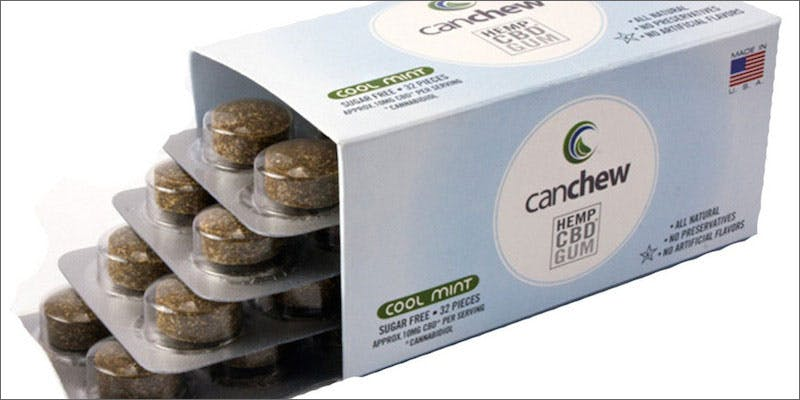 3 marijuana gum for chronic pain canchew Would You Try This Weed Infused Gum For Chronic Pain?