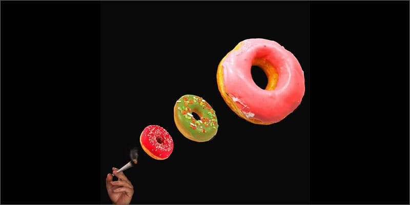 5 awesome marijuana art on instagram donuts Cannabis And Sex: How Much Do You Really Know?