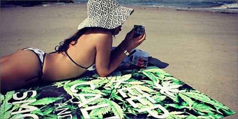 5 stoner summer essentials towel All In The Mind #5: Cannabis And Bipolar Disorder