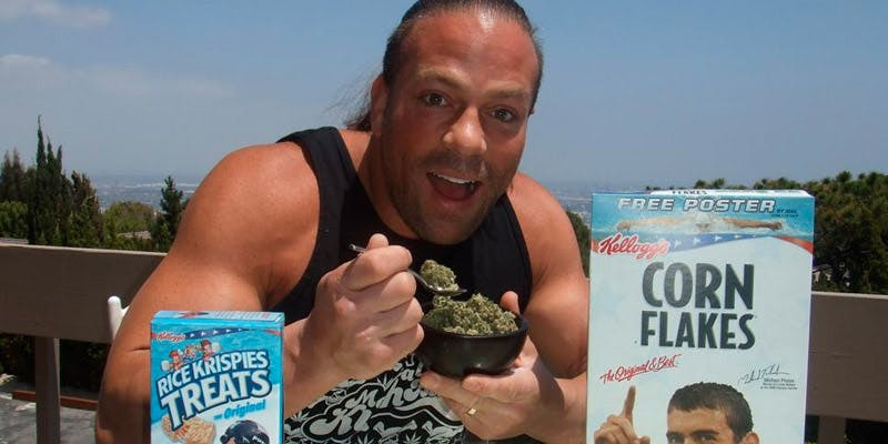 Pro wrestling and medical 5 WWE Stars Demand The Right To Use Medical Cannabis