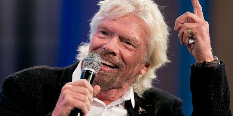 Richard Branson: Smoke Weed With Your Kids (Best Dad Ever)
