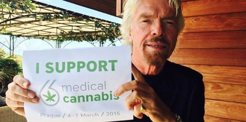 Richard Branson Just Say Yes 3 Richard Branson: Smoke Weed With Your Kids (Best Dad Ever)