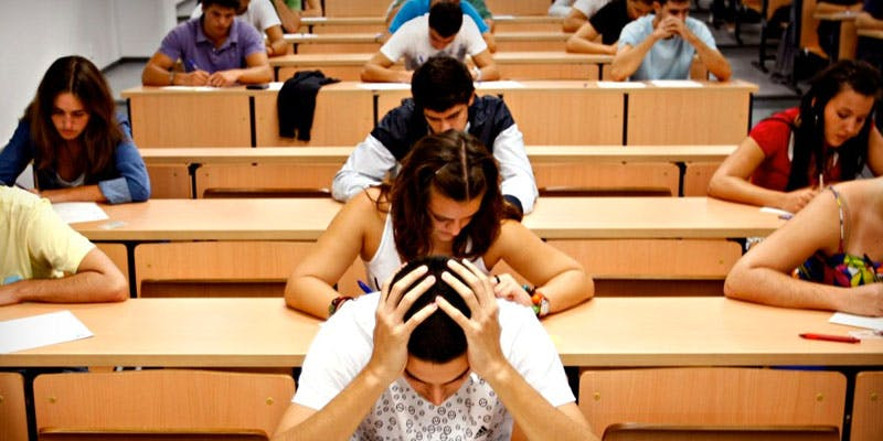 Test Anxiety Cannabis 1 Should I Get High Before Taking A Test?