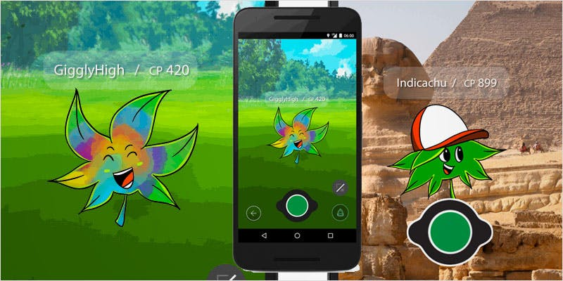 The POkemon GO for weed is here 4 THC: Everything You Need To Know About Delta9 Tetrahydrocannabinol