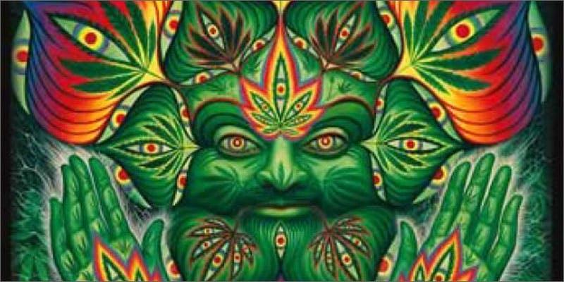 #MarijuanaArt