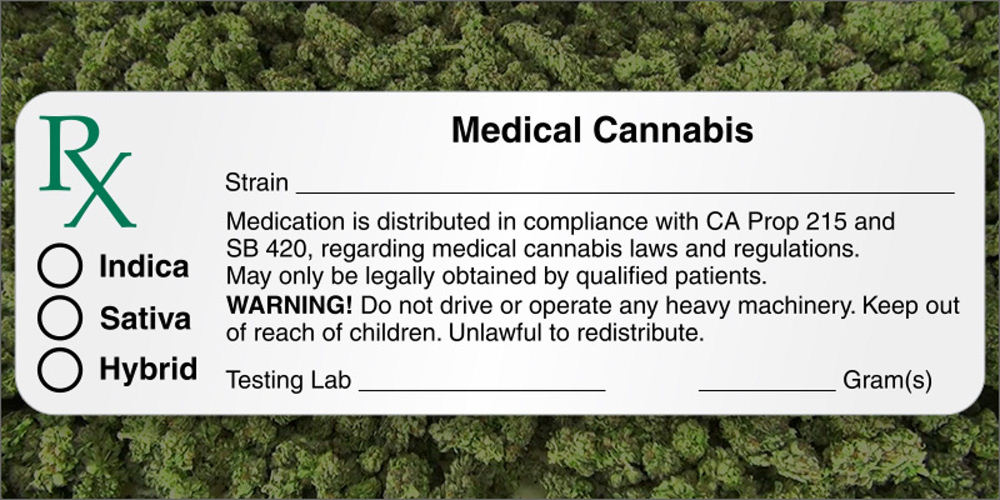 How To Decode Cannabis Labels: Here's Everything You Need To