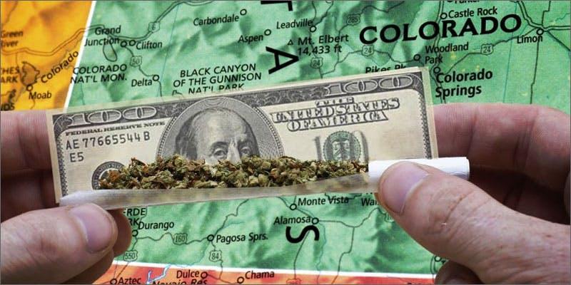 colorado weed sales