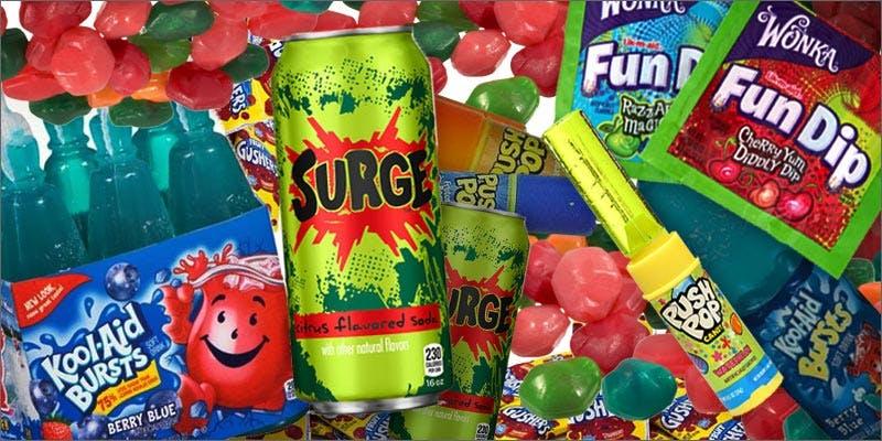 Childhood Snacks