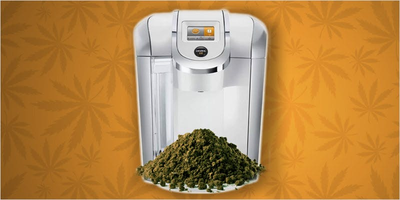 Keurig of cannabis