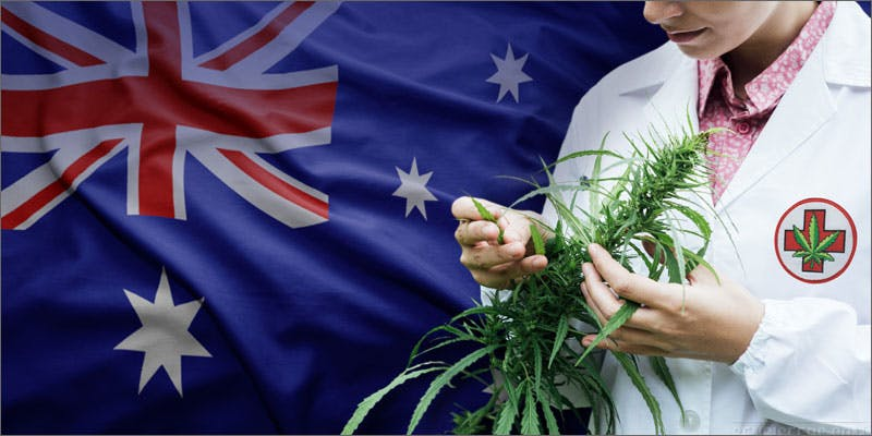 1 studying cannabis oil epileptic children flag Australia Wants To Study Miraculous Effects Of Cannabis & Epilepsy