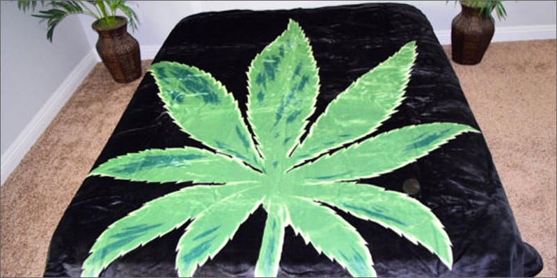 1 weed themed bedroom items comforter Cannabis And Sex: How Much Do You Really Know?