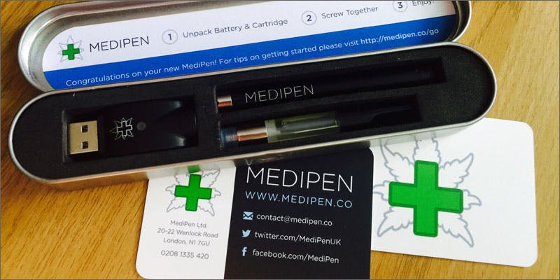 2 nhs testing first cannabis product line packaging State Of Marijuana: The Most Important Cannabis Event This Year