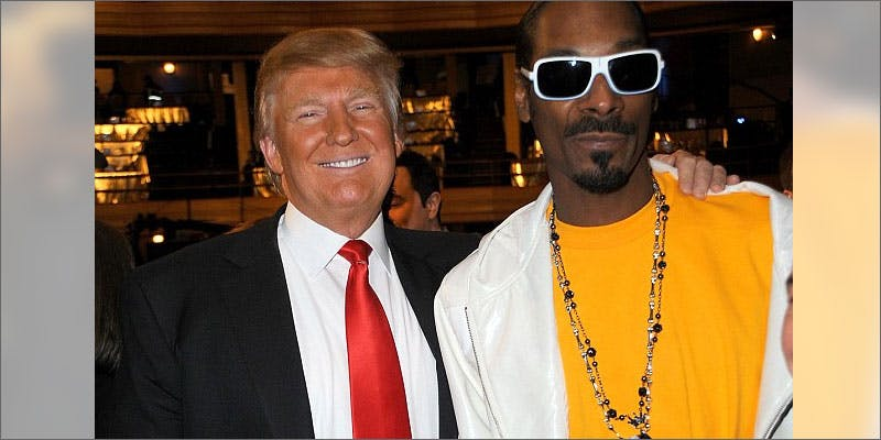 2 trump dig deep hole himself snoop Win $500 Worth Of Gear In This Epic BuddaBox Competition