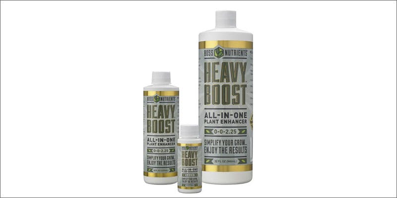 3 boss nutrients bottles Win $500 Worth Of Gear In This Epic BuddaBox Competition