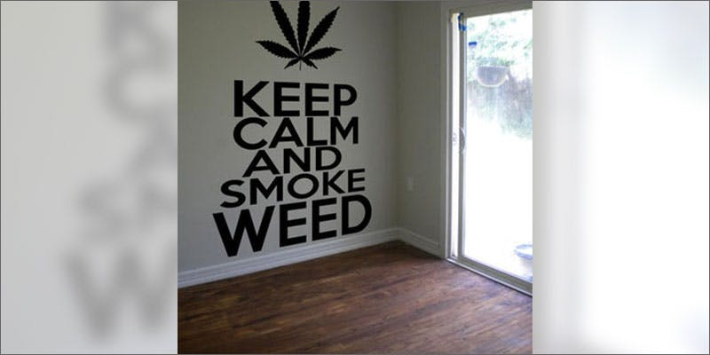 3 weed themed bedroom items wall decal Cannabis And Sex: How Much Do You Really Know?