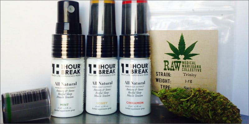 4 weed infused oral spray one hour break Win $500 Worth Of Gear In This Epic BuddaBox Competition