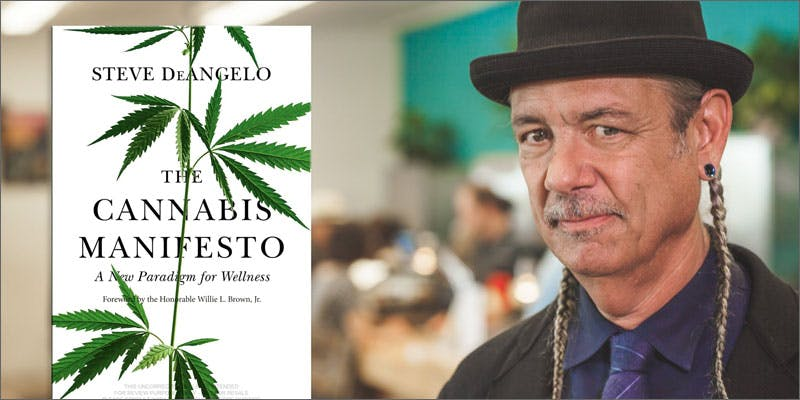 6 steve deangelo interview cannabis manifesto Michigan Govenor Takes Initiative With State Medical Progam