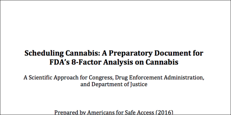 DEA Are Full Of BS 4 DEA Are Full Of BS Over Rescheduling. Heres Why.