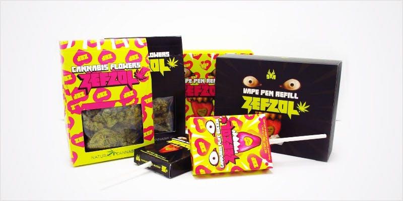 Die Antwoord 3 Die Antwoord Are Launching Their Own Cannabis Line