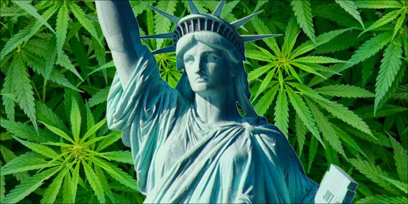 New York Is Finally 1 New York Is FINALLY Expanding Their Strict Medical Cannabis Laws
