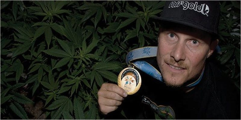 athletes who smoke weed 3 5 Olympians Who Smoke Weed & Win Gold Medals