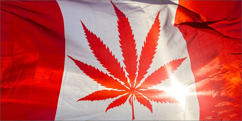 canadaflag Canadian Cops Boast On Twitter About 420 Vending Cart Bust