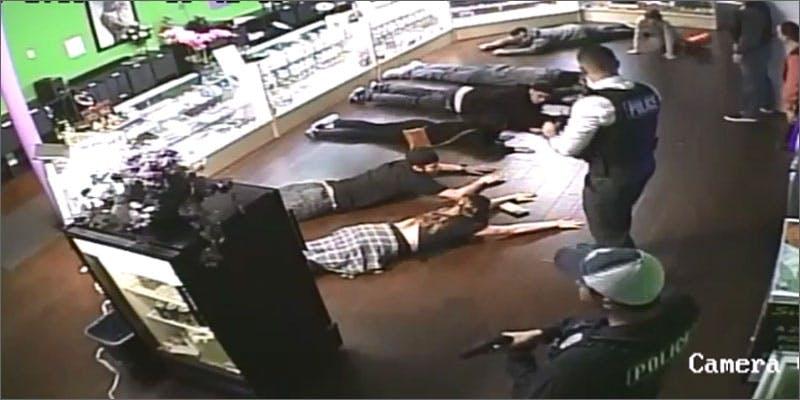 Dispensary Sues Cops