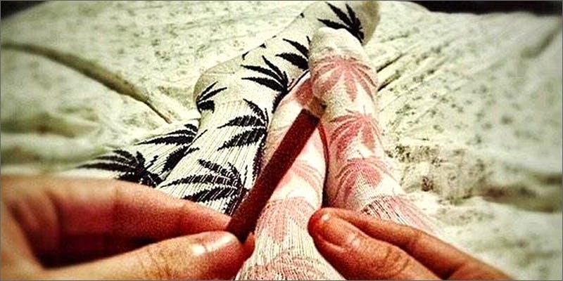 Bond Over Weed